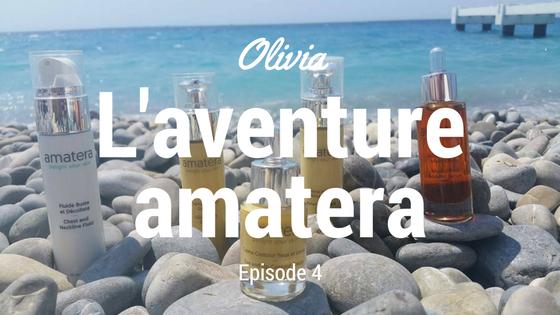 Olivia relève le challenge amatera – Episode 4