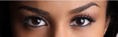 regard de braise avec le contour yeux Amatera