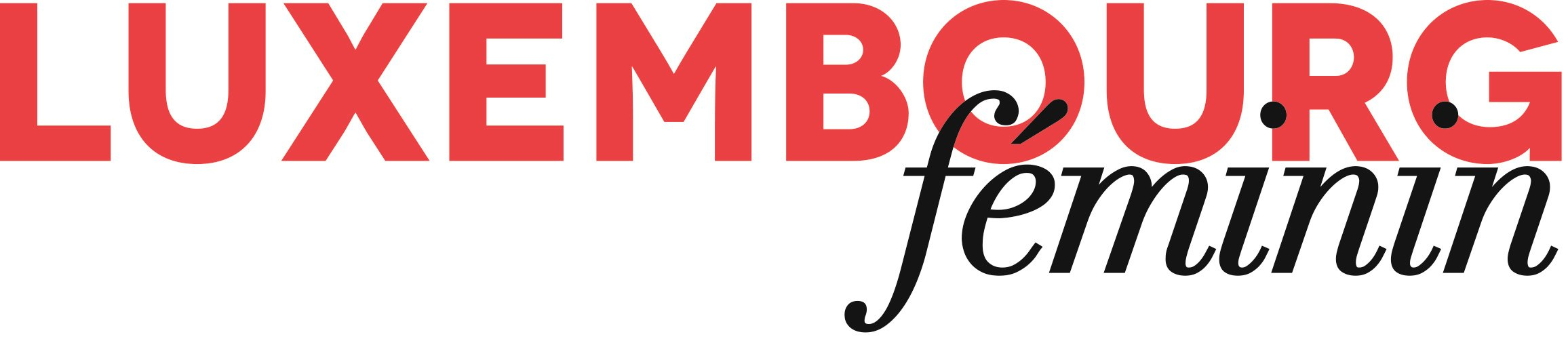Logo Luxembourg féminin pour Amatera