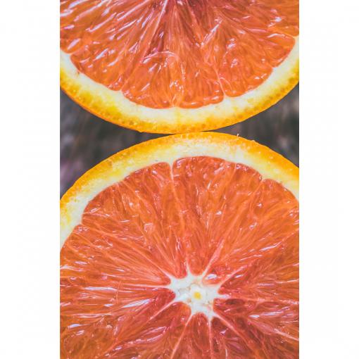 la crème de jour Amatera à l'odeur de Pamplemousse donne de éclat et fermeté à la peau