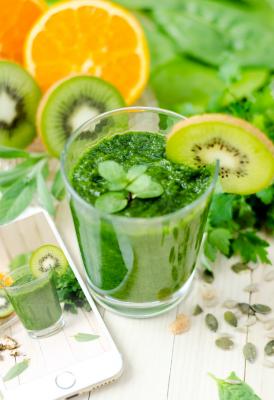 Green juice - Jus de légumes - detox beauty tips amatera
