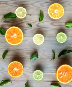 Mon Elixir a l'odeur de citron de Sicile et d'orange douce