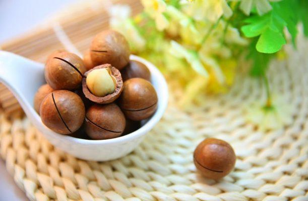 macadamia et crème de jour globale