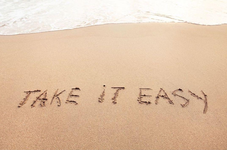 Take it easy, la beauté positive Amatera pour réduire le stress au quotidien